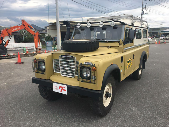LANDROVER  109  Series Ⅲ