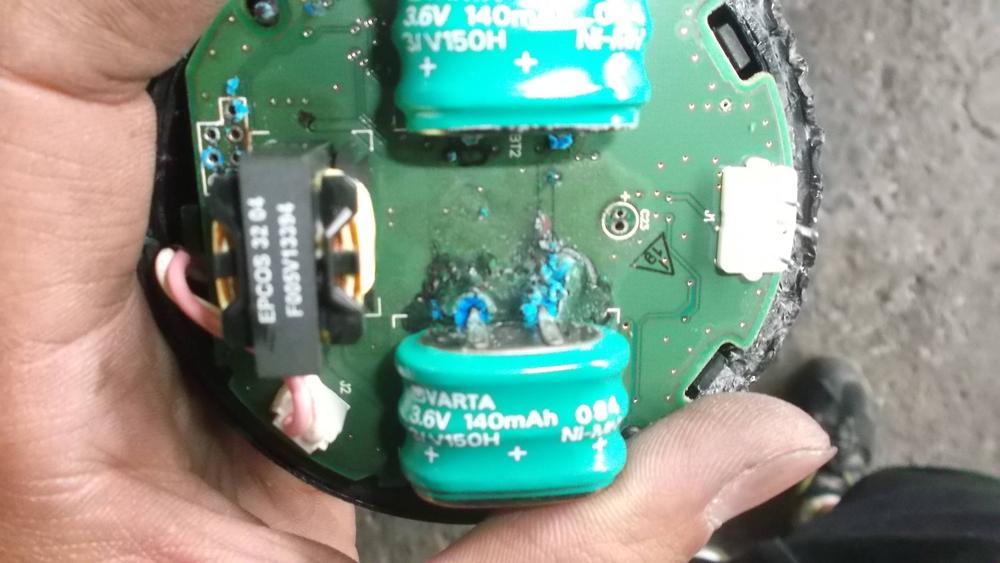 ベンツW220 警報アラームショート