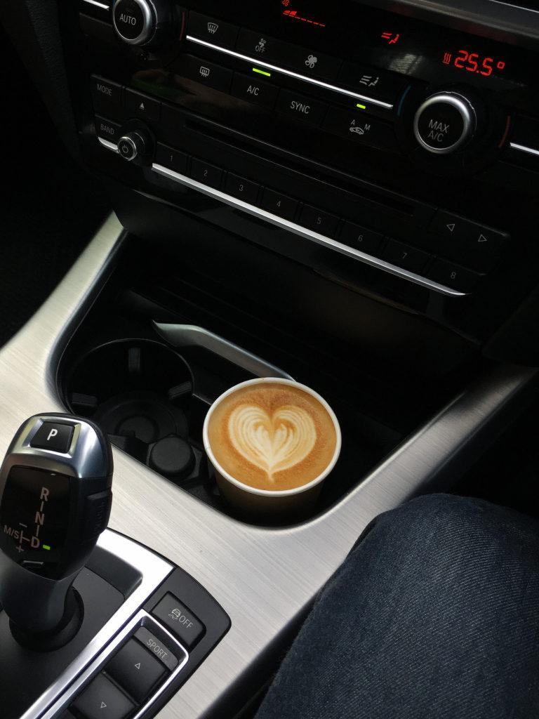雨の日 with Coffee..